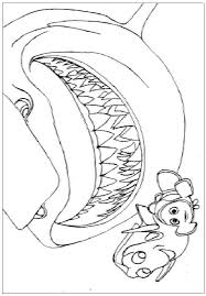 15 coloring pages images finding nemo coloring