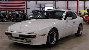 porsche 944 tuned 1985 porsche 944 youtube