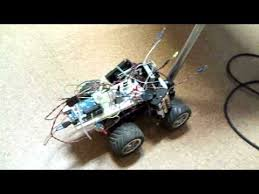 Seeking Robot Light Seeking Robot Made From A Disassembled Rc Car With Arduino
