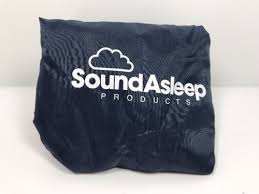 soundasleep camping series air mattress queen size with included