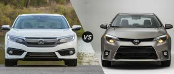 toyota corolla truck honda civic vs toyota corolla price specs features mileage comparison