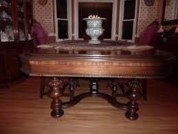 antique dining room sets antique dining room set createfullcircle com