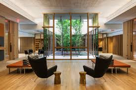 John Williams Interiors by Gallery Of The Barnes Foundation Tod Williams Billie Tsien 7