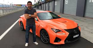 lexus car prices melbourne anthony minichiello melbourne city lexus