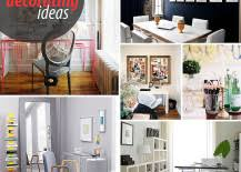 Home Office Decorating Ideas For A Cozy Workplace - Decorating ideas for home office