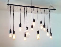 Hanging Ceiling Lights Ideas Oduataj I 3 Bulb Light Fixture Basic Light Fix