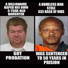Meme Sentences - fact check probation for child rape 50 years in prison for