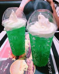 mcdonald u0027s new neon drink is causing people to freak out