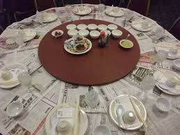 thanksgiving table cover newspaper tablecloth wedding table decorations