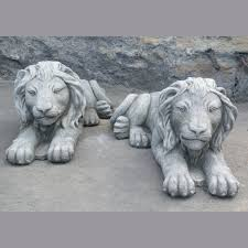 lions statues lion statues archives onefold uk