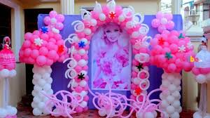 theme decor best birthday decorations balloon decorations in bangalore evibe in