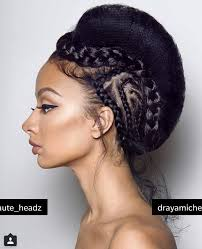 55 best african women hair images on pinterest hairstyle make