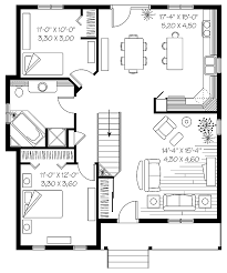 small single story house plans surprising design 11 basic single story floor plans 3 bedroom bath