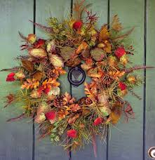 fall wreath ideas splendid fall wreaths door decoration ideas and inspiration