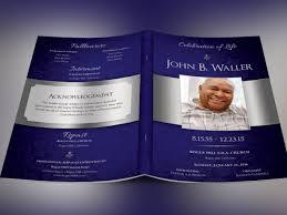 funeral program templates 10 dignity funeral program publisher templates inspiks market