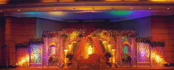 wedding decoration items in hyderabad wedding decor at aamby