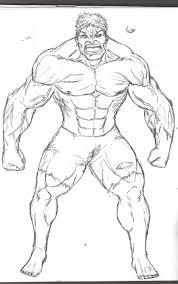 mclaren p1 drawing easy of the hulk