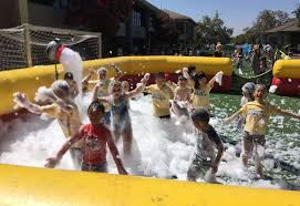 party rentals near me foam party rental machine near me rent foam party inland