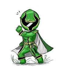 mystic force green power ranger zetsumeininja deviantart