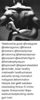 Gym Relationship Memes - relationship goals healthy instahealth healthychoices activelife