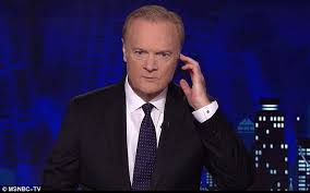 msnbc lawrence o donnell desks video is released of lawrence o donnell s profane rant daily mail