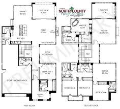 portofino floor plans new homes in carmel valley portofino new homes in pacific highlands ranch carmel valley san diego residence 3 floor