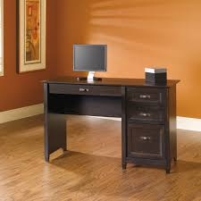 New Computer Desk Sauder Select Pedestal Desk 408775 Sauder