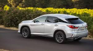 gray lexus rx 350 new 2017 lexus rx 350 f sport u2013 autotrader
