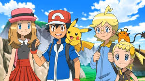 pokemon theme songs xy pokémon xy anime promo reveals new characters bagogames