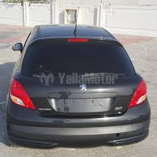 peugeot 207 2017 used peugeot 207 2011 car for sale in ajman 761468 yallamotor com
