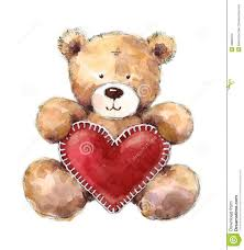 teddy bear holding heart tattoo u2013 best bear 2017