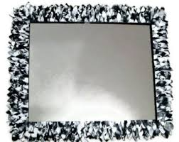 Decorative Mirrors For Bathrooms by Large Mirror Etsy