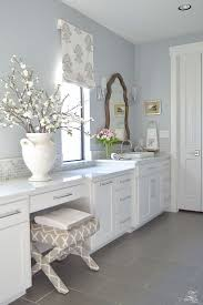 Gray And White Bathroom Ideas by 25 Best White Bathroom Cabinets Ideas On Pinterest Master Bath