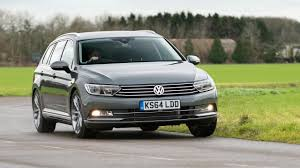 volkswagen passat r line blue volkswagen passat estate review top gear