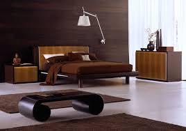 bedroom contemporary bedroom furniture set in dark brown mixed
