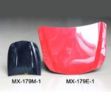 metal speed shape 30 26cm mini car bonnet car hood for car paint
