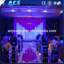 wedding backdrop led stage background decorative led curtain wedding decoration stage