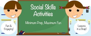 social skills activities everyday speech everyday speech