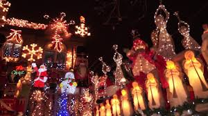 christmas lights dyker heights 2013 decorations lights brooklyn