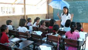 class bell rings images School 39 s bell rings again in typhoon hit philippines asian jpg