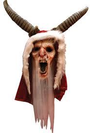 joe paterno halloween mask traditional krampus beast like mask from alpine region editorial