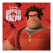 wreck ralph posters zazzle