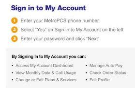 make a payment bill pay metropcs account metropcs