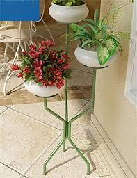 blumenhalter balkon qiangda pflanze regal balkon blumentopf rack eisen blumenhalter
