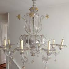 Bobeche For Chandelier Lighting Elegant Glass Chandelier For Decorating Your Home