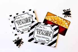 halloween teacher gift