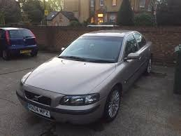 volvo s60 2 0 t manual service history 12 months tax great runner