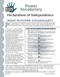 Declaration Of Independence Worksheet Answers The Declaration Discover