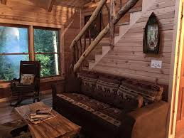 Treehouse Cleveland - river falls at the gorge rv resort and campground rv park river