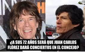 Rolling Stones Meme - la oblea que se comió parecido con rigoberto urán y otros memes de